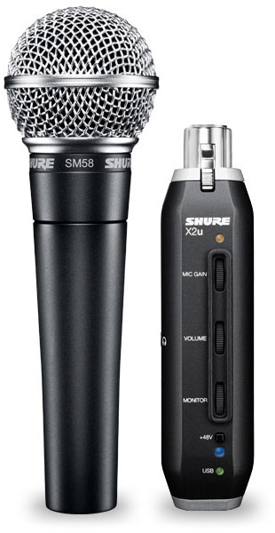 SM58-X2u