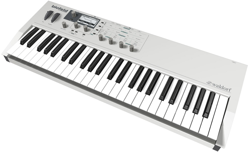 Blofeld Synthesizer Keyboard