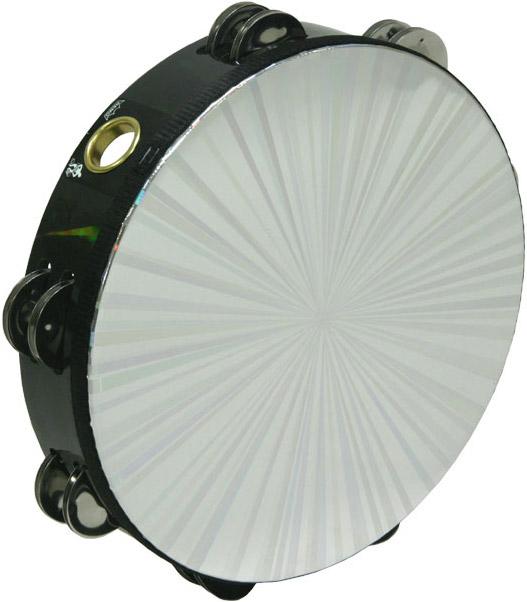 Radiant Tambourine - 10 Inch Double