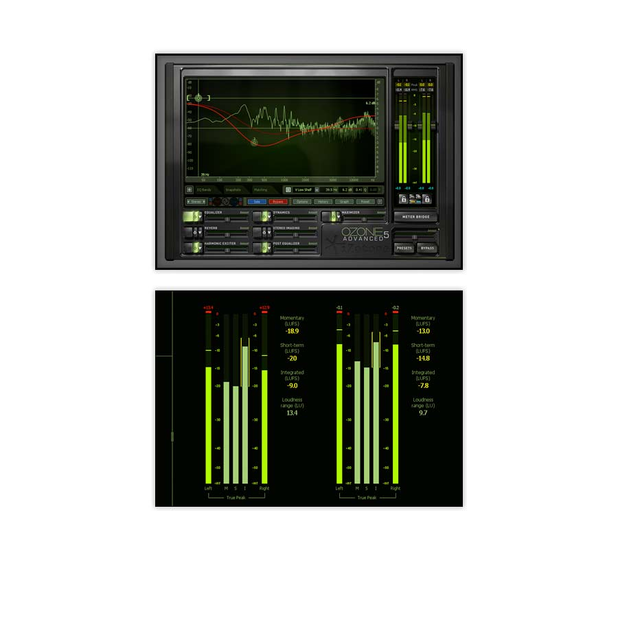 iZotope Ozone 5 Screenshot 4