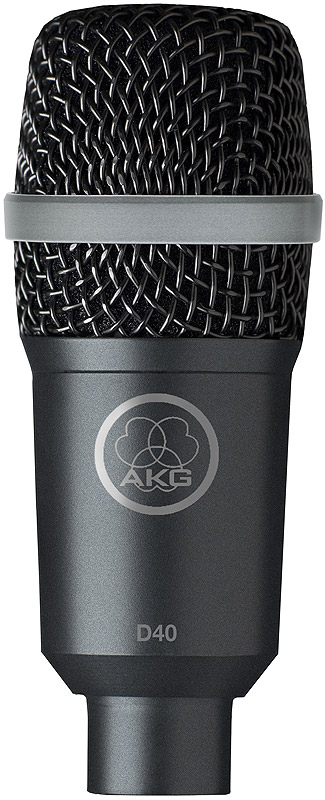 Akg Drum Set Rhythm Pack D 40 View