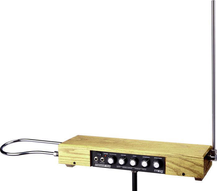 Moog LIMITED EDITION Glow-in-the-Dark Etherwave Theremin In light