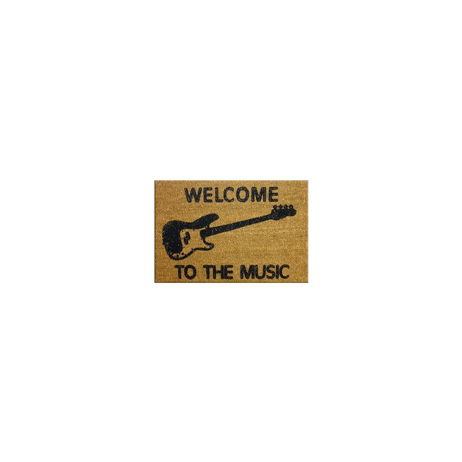 Welcome to the Music Doormat - Bass
