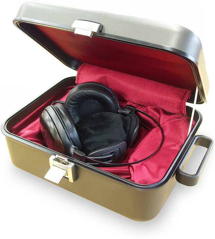 Audio Technica ATH-W5000 Case View