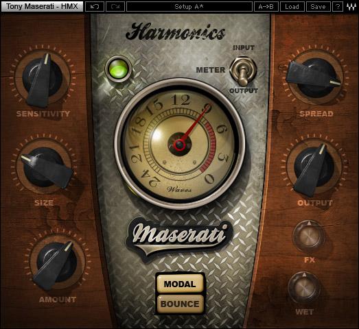 HMX Harmonics Generator