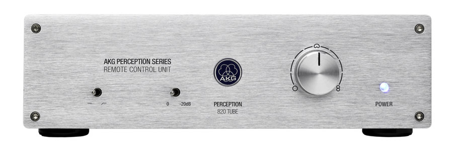 Akg Perception 820 Tube View 2