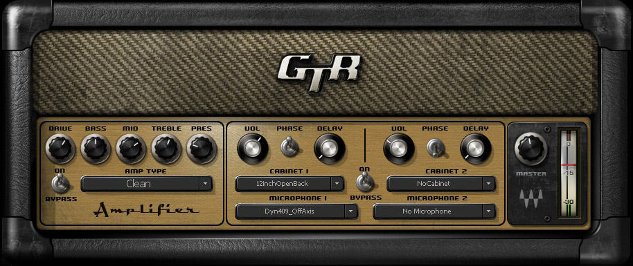 Waves GTR3 - Native Digital Download Screenshot View 2
