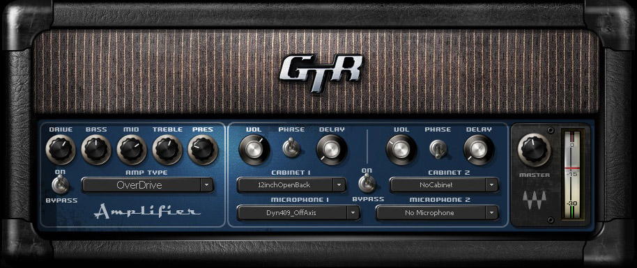 Waves GTR3 - Native Digital Download Screenshot View 3