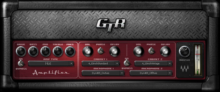 Waves GTR3 - Native Digital Download Screenshot View 4