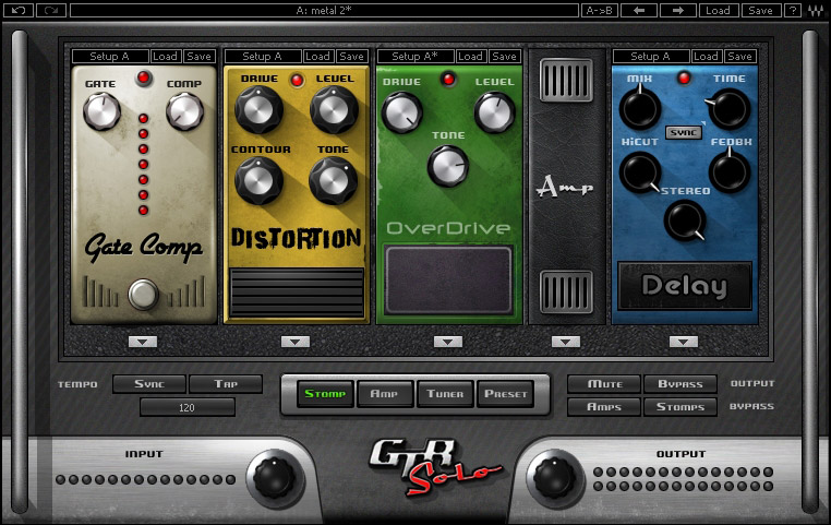 Waves GTR Solo - Native Digital Download Screenshot View 5
