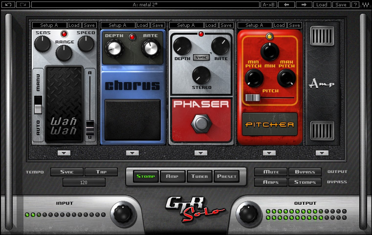 Waves GTR Solo - Native Digital Download Screenshot View 7