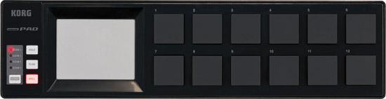 nanoPAD - Black
