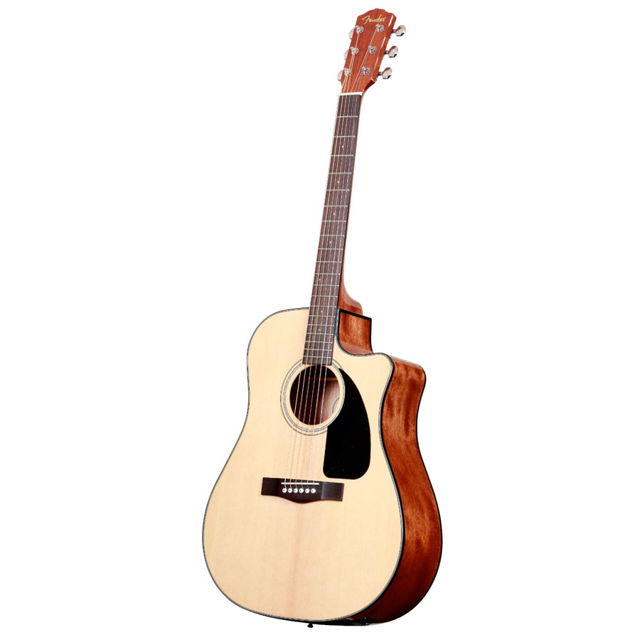 Fender CD-60CE Natural V2 Right Side