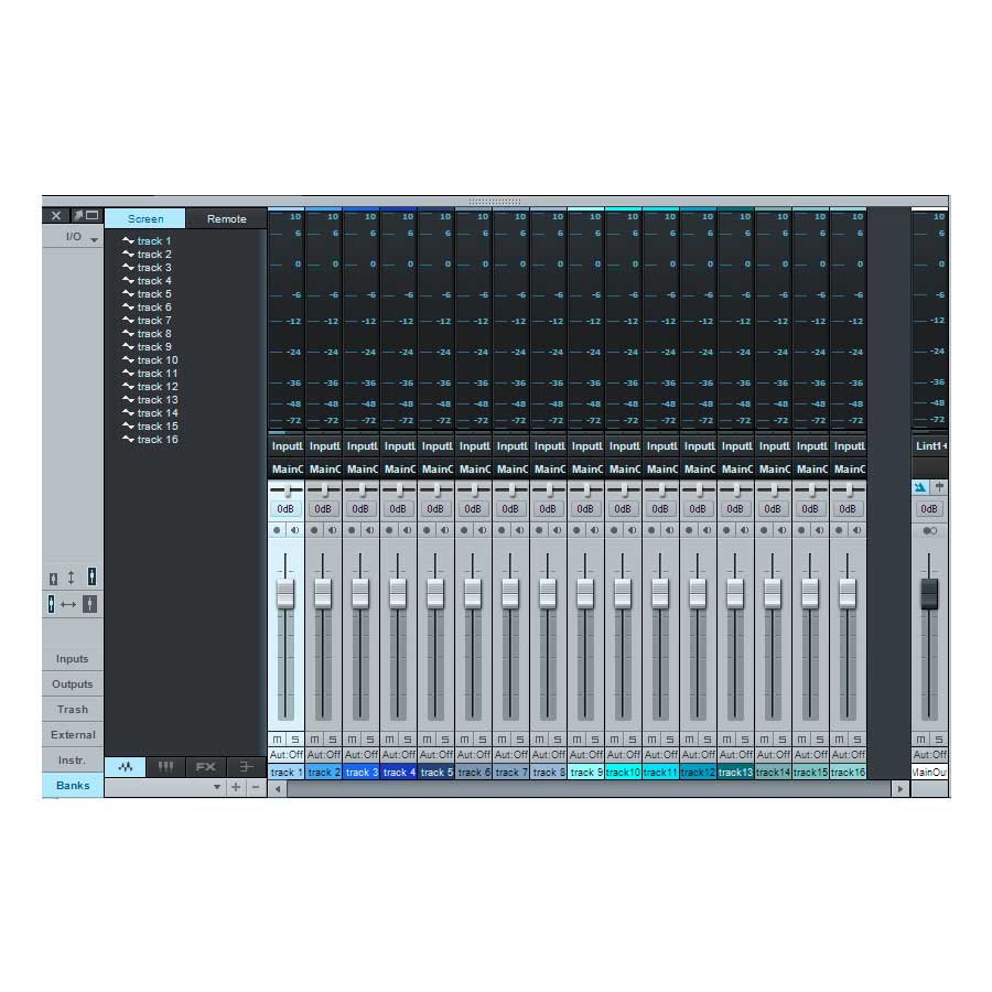 Presonus Studio One 2 Professional  Mixing