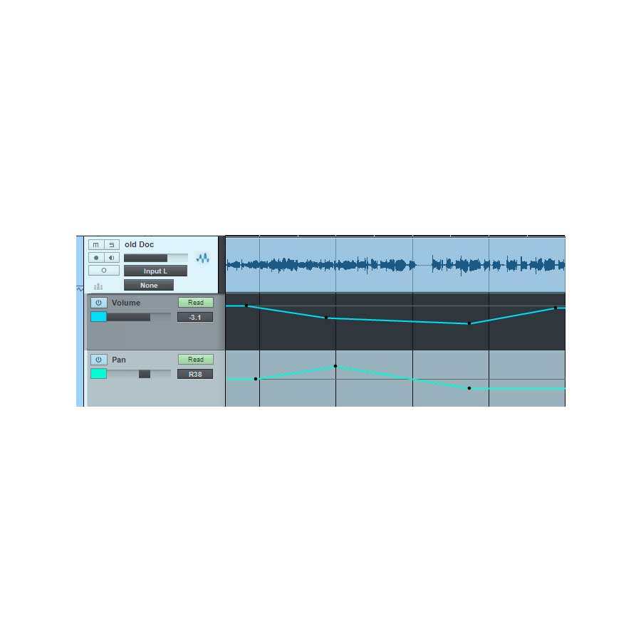 Presonus Studio One 2 Professional  Automation