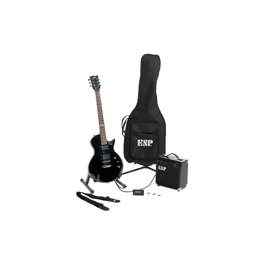 ESP LTD EC-10 Pack - Black Pack Includes