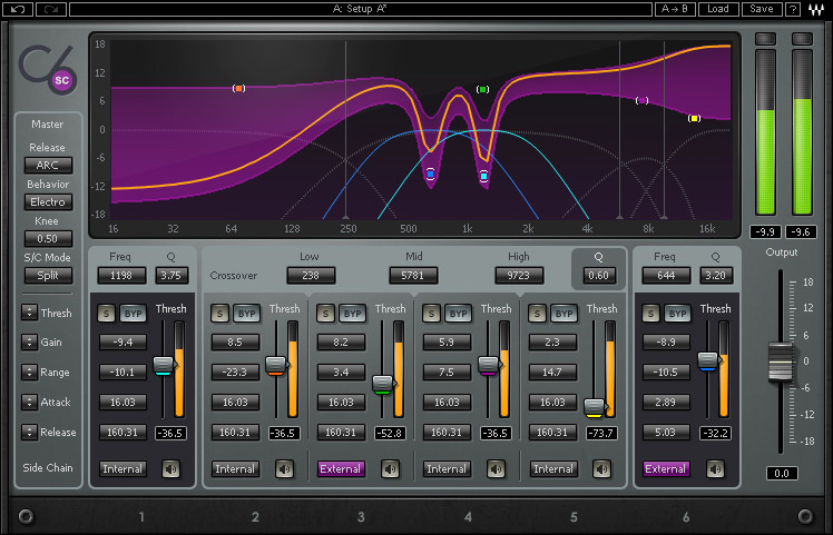 C6 Multiband Compressor - Native Digital Download