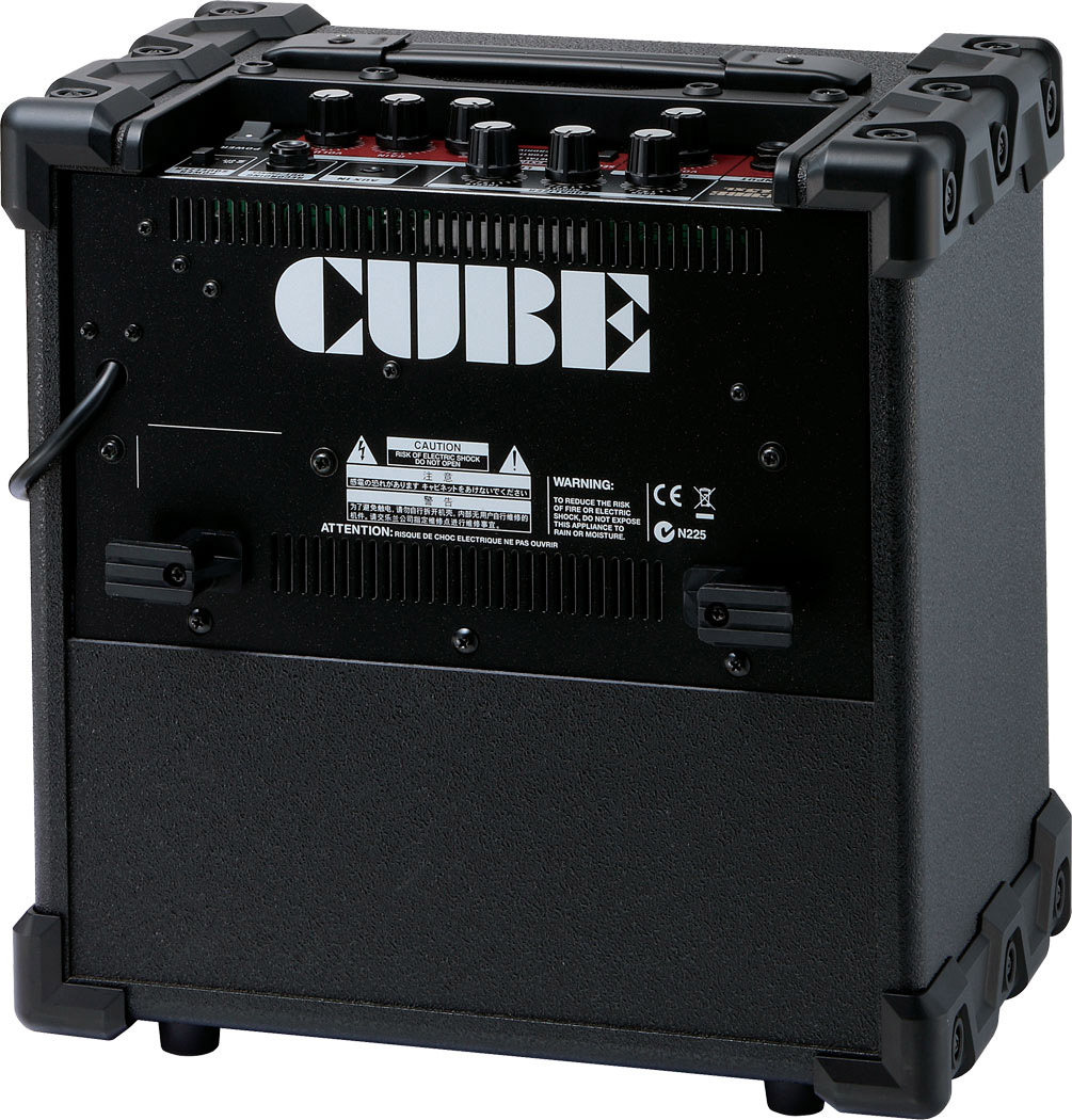 Roland Cube-15XL Rear View