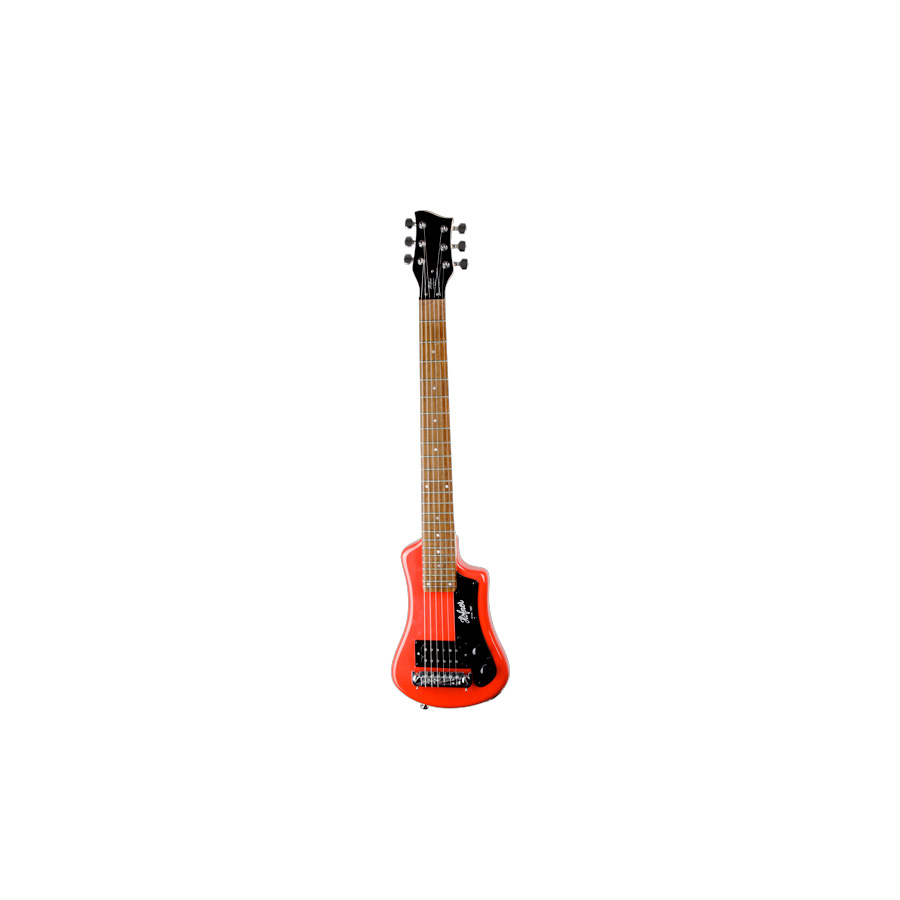 Shorty Guitar - Red