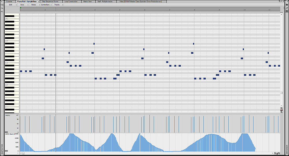 Cakewalk Sonar X1 Studio Screenshot View 4