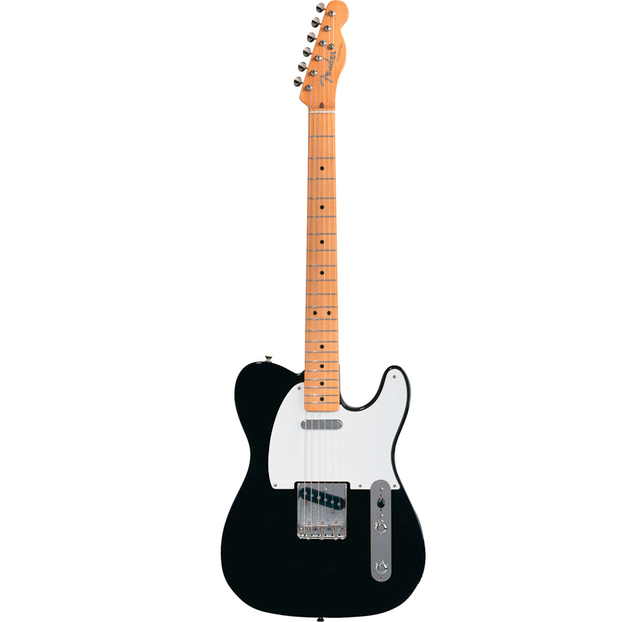 Classic Series 50s Telecaster® - Black with Gig Bag