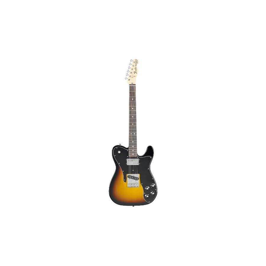 72 Telecaster® Custom - 3-Color Sunburst with Gig Bag - Rosewood