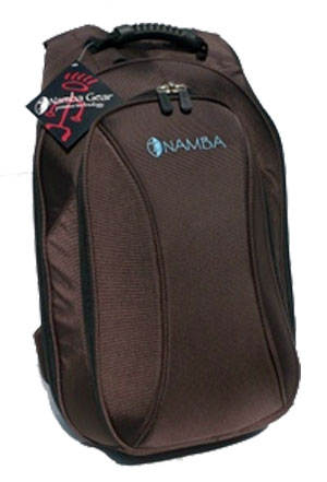 Big Namba Studio Backpack - Brown/Blue