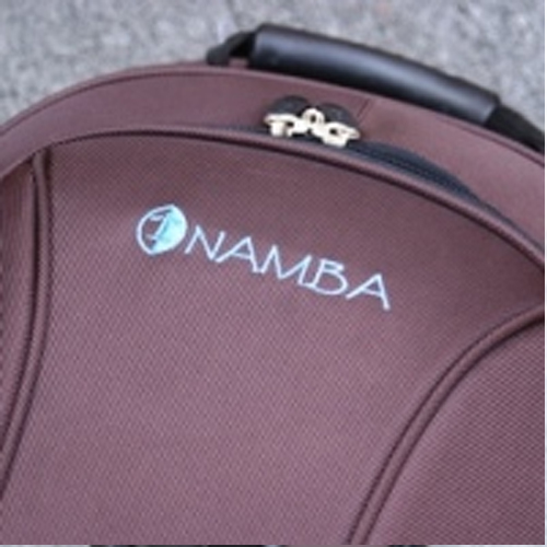 Namba Gear Big Namba Studio Backpack - Brown/Blue View 2
