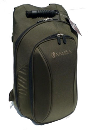 Big Namba Studio Backpack - Green/Bronze