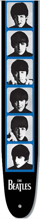 Planet Waves Beatles Strap Collection Hard Days Night