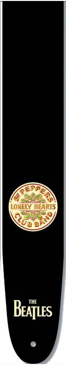Planet Waves Beatles Strap Collection Sgt. Peppers