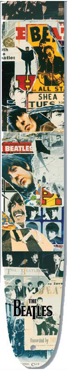 Planet Waves Beatles Strap Collection Anthology