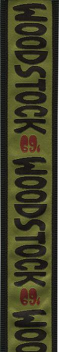 Woodstock Strap - Army 69