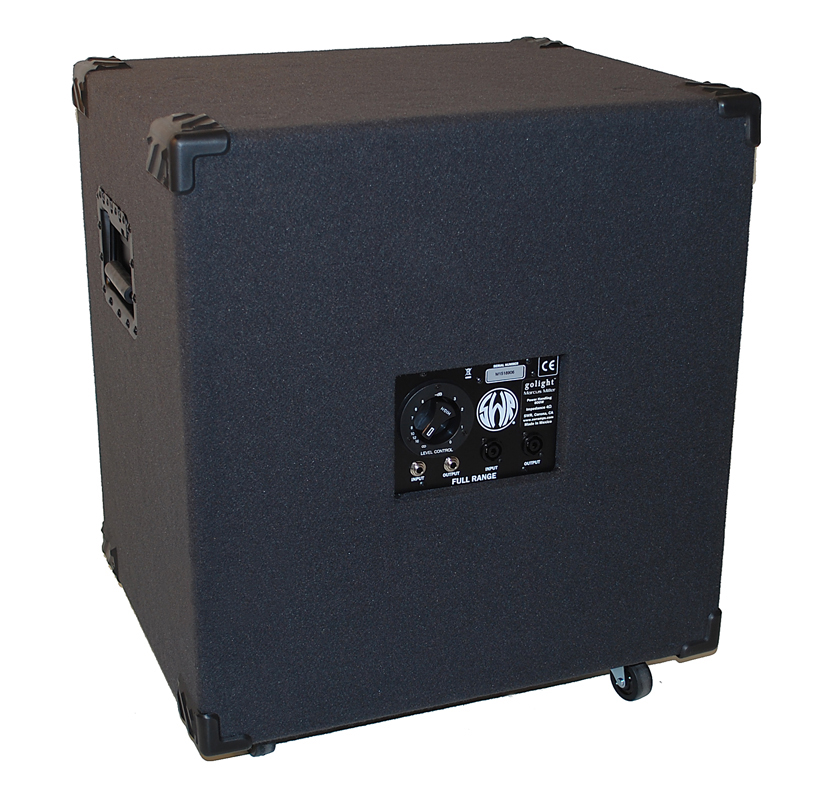 SWR Golight™ Series 4X10 Back View