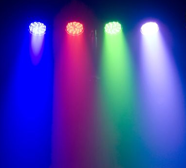 Chauvet DJ 4BAR View 2