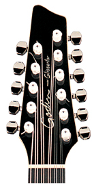 Godin Glissentar A11 String sets View 2