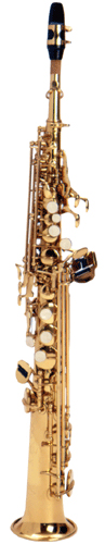 Soprano Saxophone Outfit