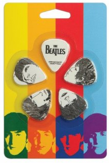 Beatles Revolver Picks Thin