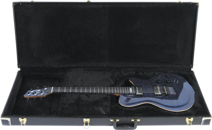 Godin V1095 Hardshell Multiac  Guitar Case View 3