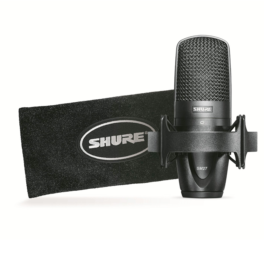 Shure SM27 SCView 2