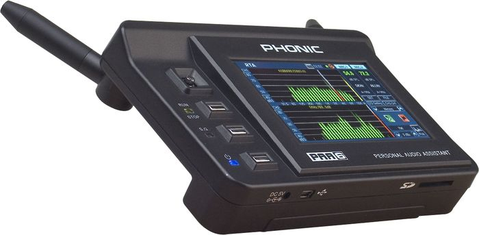 Phonic PAA6 Angled View