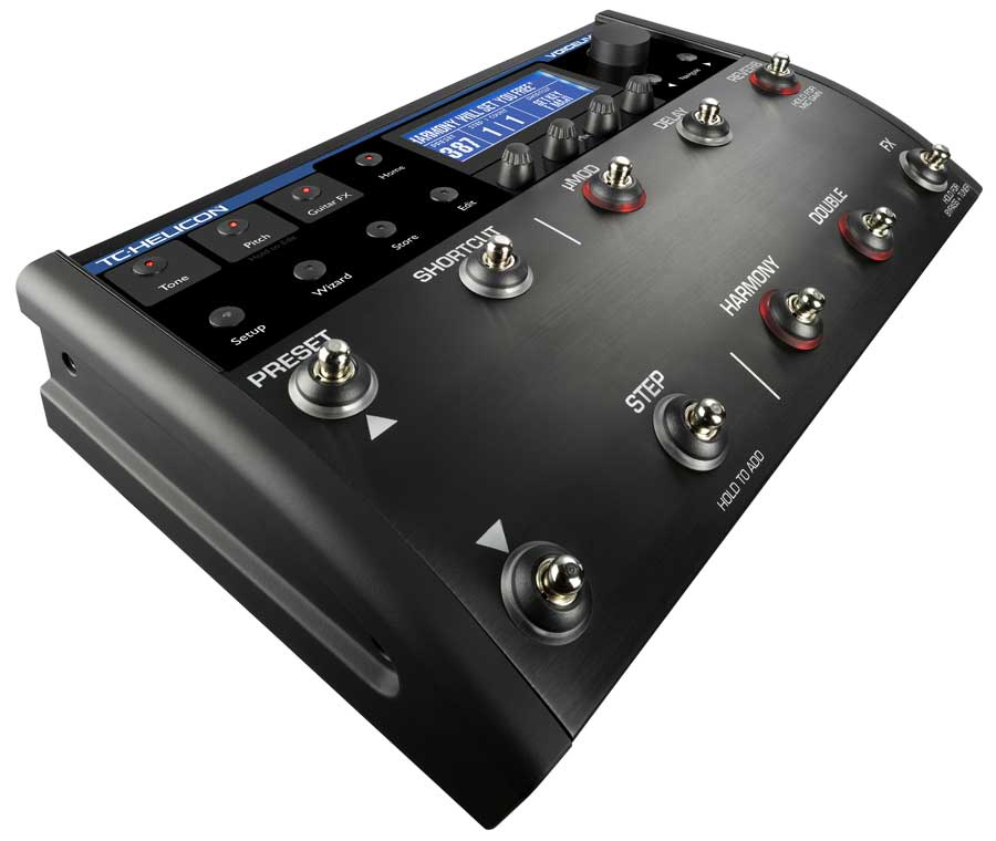 TC Helicon VoiceLive 2 View 2