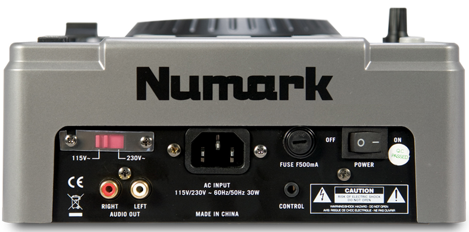 Numark NDX400View 3