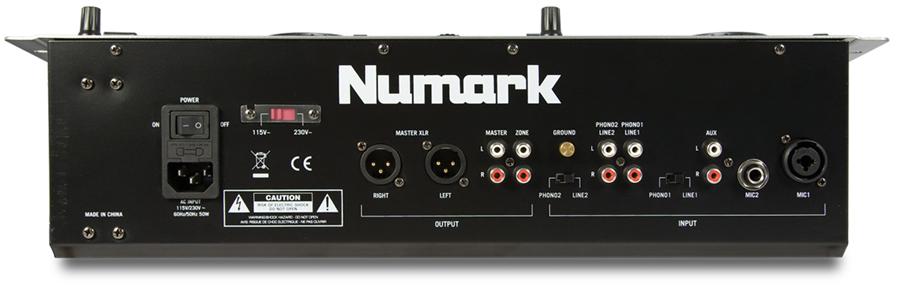 Numark iCDMIX 2View 3