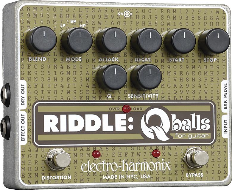 Riddle: Q Balls