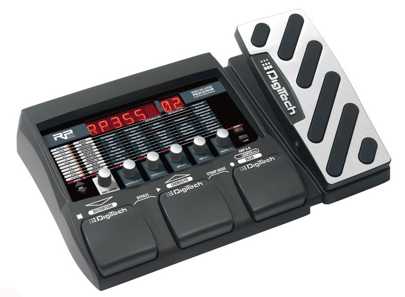 Digitech RP355 Refurbished View 2