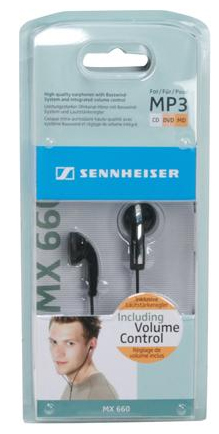 Sennheiser MX660 View 3
