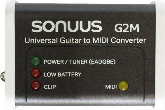 Sonuus G2M V2 Top View