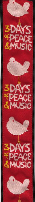 Woodstock Strap - 3 Days