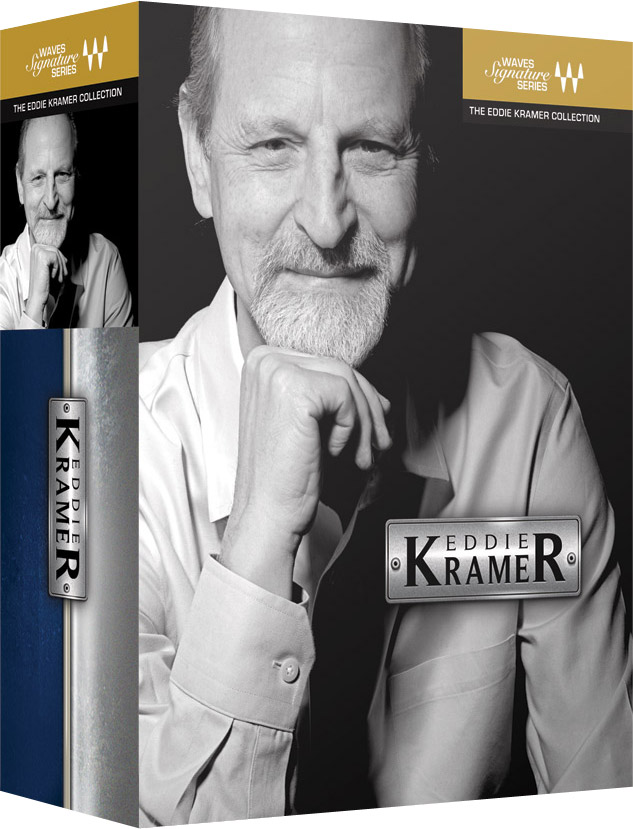 Eddie Kramer Artist Signature Collection  - Native Digital Download